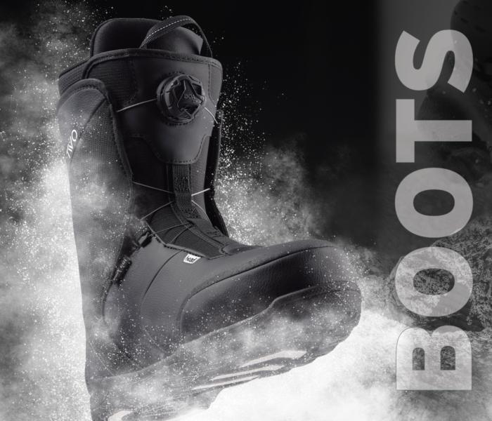 ベストなブーツを見つけるための<br>ブーツ選びのポイント!