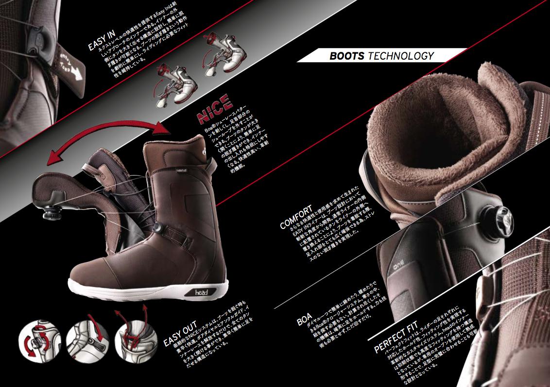 17-18モデル 革新的な初心者のためのブーツをリリース「ONE BOA」「ONE WMN BOA」