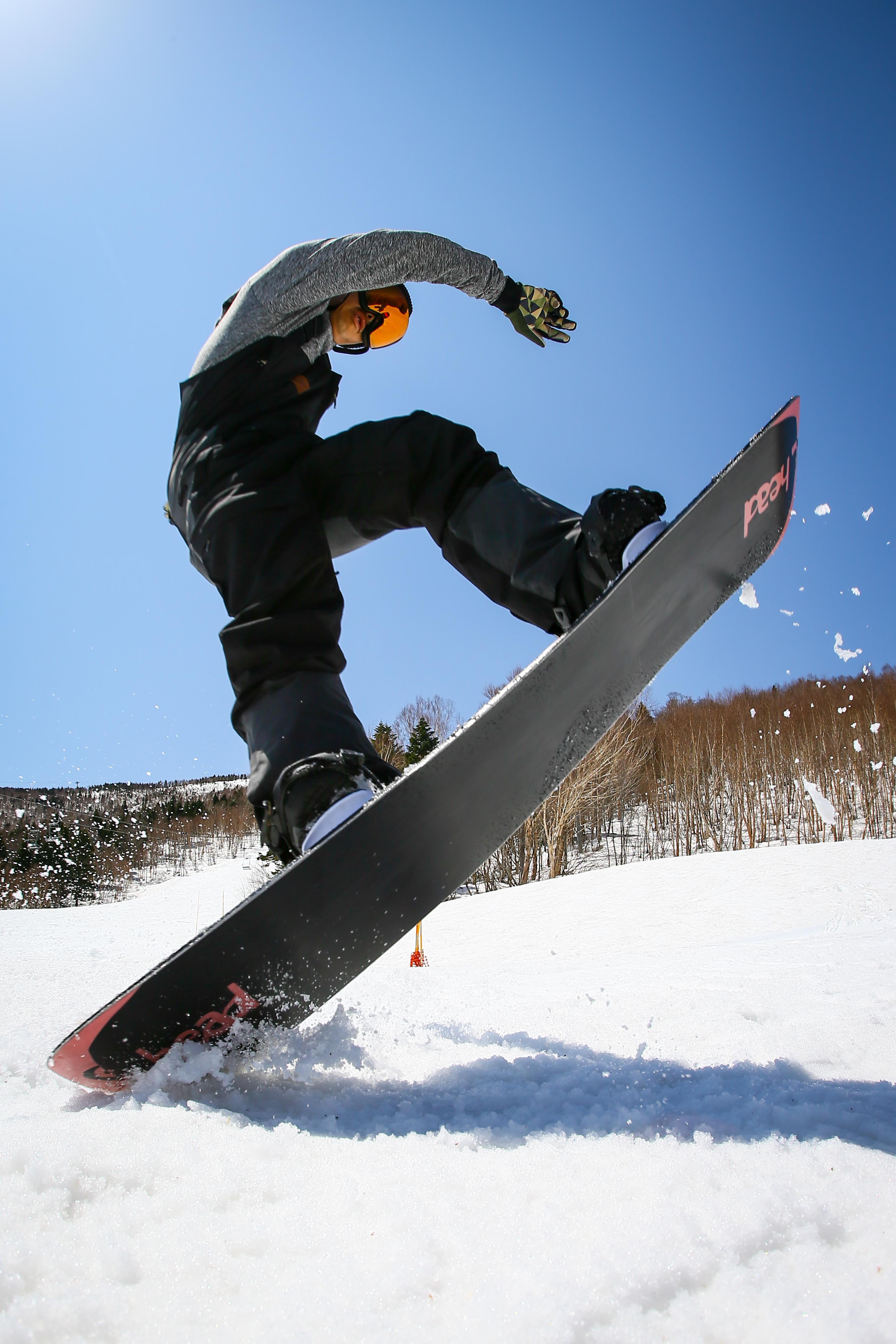 18-19モデル head Snowboards 「オールラウンドモデル」