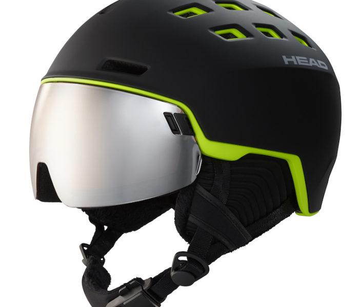 19-20モデル HEADヘルメット RシリーズRADAR/RACHEL/REV/RITA