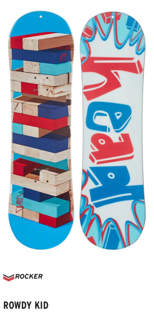 19-20モデル 家族でスノーボードを楽しむキッズ専用ギア。ボードは70cmから、ブーツは15.5cmからラインナップしているKIDシリーズをご紹介