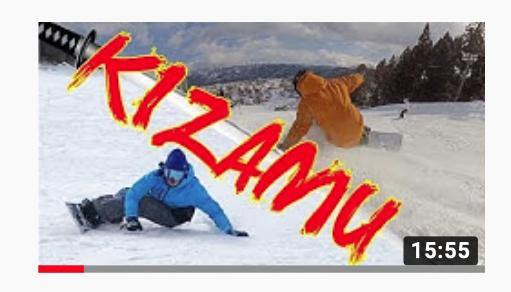 ピーカンファクトリーから谷口尊人プロがKIZAMU LYTを試乗した動画が公開