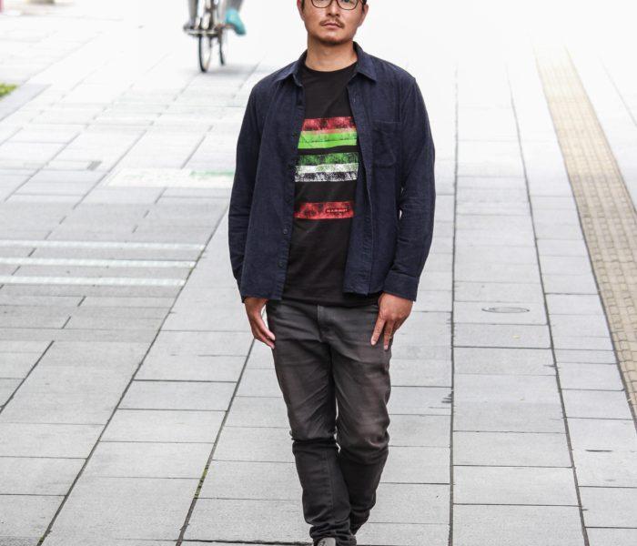 臼井裕二デモ トゥーサイドターンをスーパースローで公開