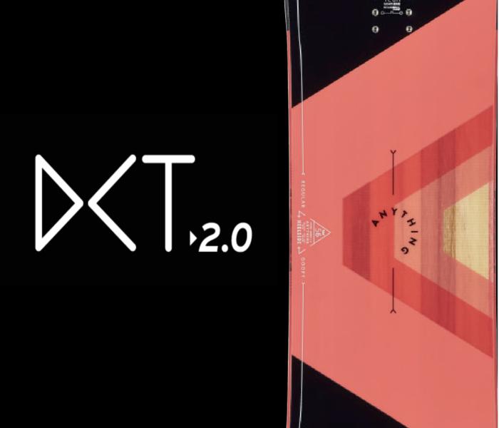 独自形状「DCT」がさらに進化!<br>「DCT 2.0」とは?