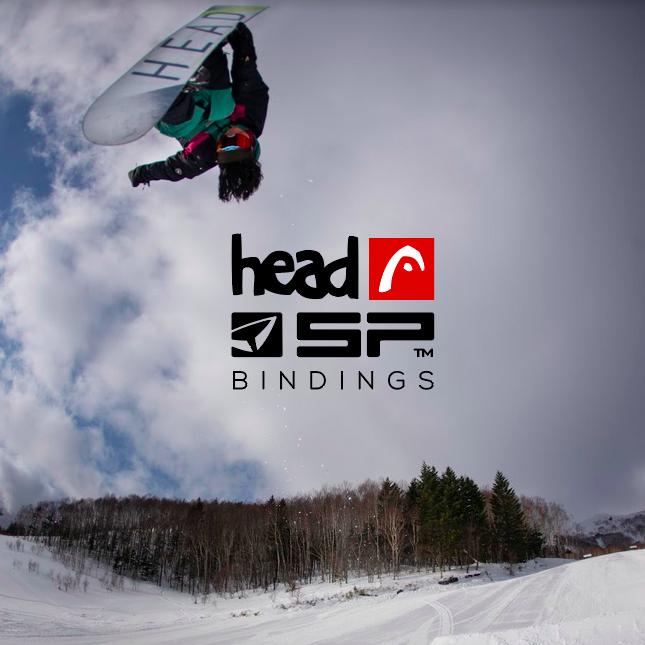 head snowboardsとSP Bindingsが<br>21-22ニューモデルの試乗会を開始