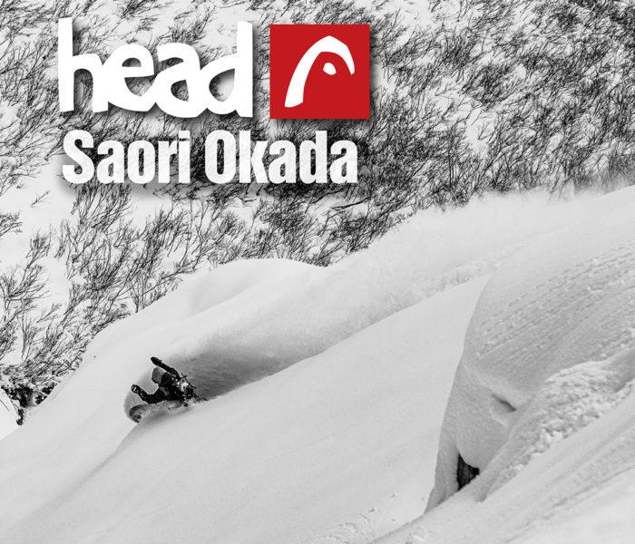 私がスノーボードをする理由/岡田沙織